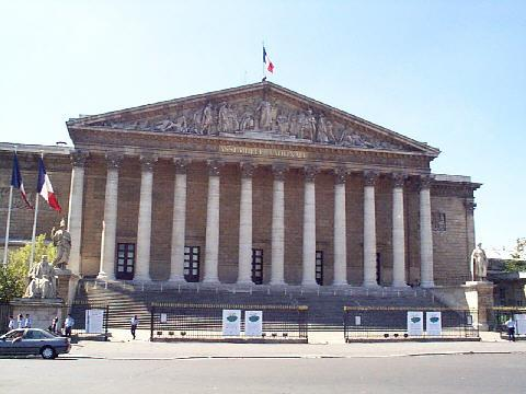 Paris-Assemblé Nationale