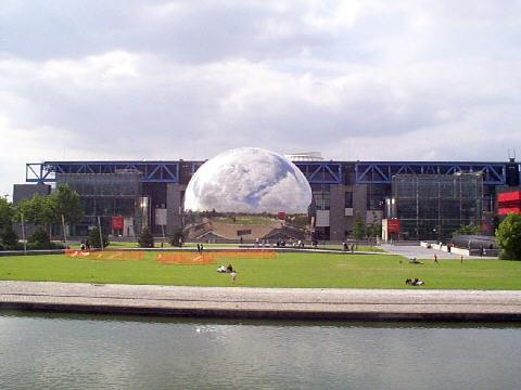 Paris-Cité des Sciences